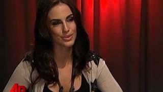 Джессика Лаундес, Небольшое видео-интервью с Джессикой