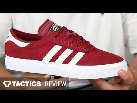 Adidas Adi Ease Premiere Skate Shoes Review – Tactics.com