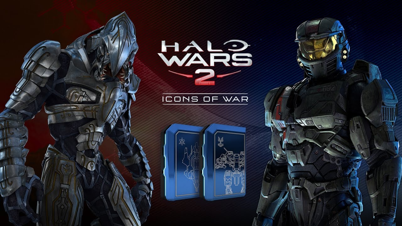 《Halo Wars 2:Icons of War Launch》预告片