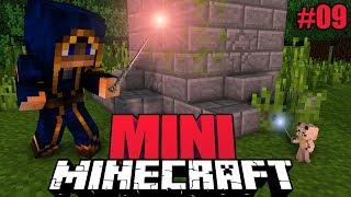 BRINGT ER UNS DAS ZAUBERN BEI? ✿ Minecraft MINI #09 [Deutsch/HD]