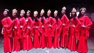 preview picture of video 'Ош периси 2014'