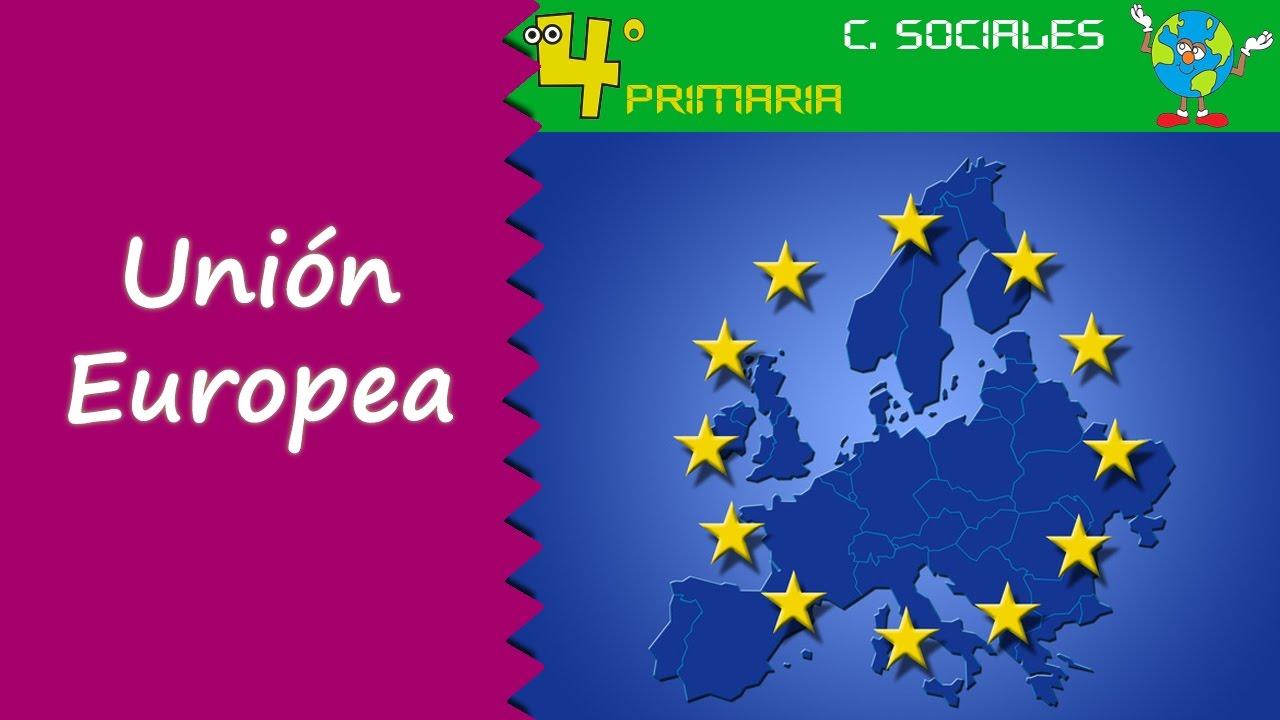Ciencias Sociales. 4º Primaria. Tema 5. La Unión Europea