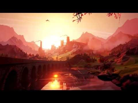 UE4] Sunrise - Stylized Landscape — polycount