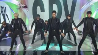 [뮤뱅] 슈퍼주니어 Super Junior - SPY (20120817)