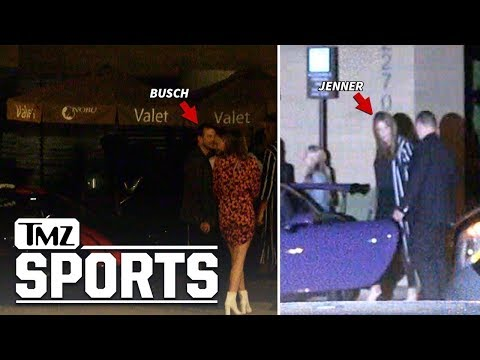 Caitlyn Jenner to Kurt Busch: I'll Show You Mine If You Show Me Yours! | TMZ Sports