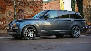 Perfect Exterior For the My New Range Rover