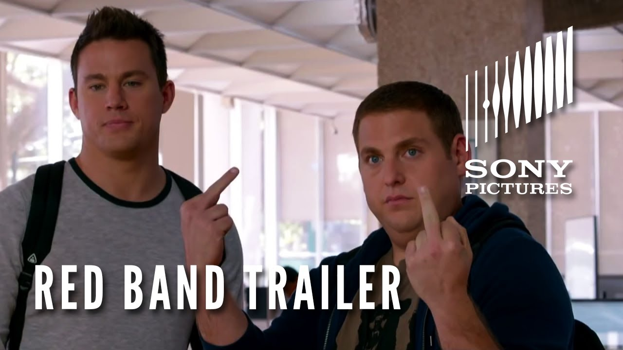 Red Band Movie Trailer:  22 Jump Street (2014)