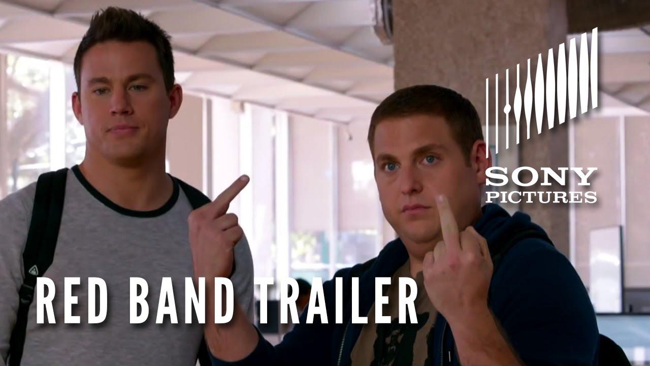 Red Band Movie Trailer:  22 Jump Street (2014)