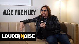 Ace Frehley on 'Origins Vol. 1' & Working w/ Slash, Paul Stanley & Lita Ford