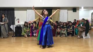 Dance Performance On Nagada Sang Dhol Baje, London Thumakda, Prem Ratan Dhan Payo, Sasural Genda Ful