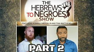 """""""Are the Igbo tribe the ONLY Hebrews in West Africa"""" PART 2"""