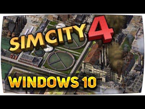 Sim City 4 ► Unter Windows 10 spielen - 2018 + WIDESCREEN [HD]