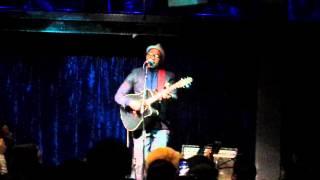 Body Language - Anthony David (Jazz Cafe, London 21-01-14)
