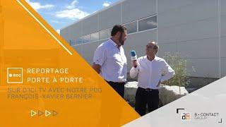 REPORTAGE D'ICI TV