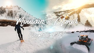 Cinematic Drone FPV - Lost in the mountains above the clouds | Yukix Films
