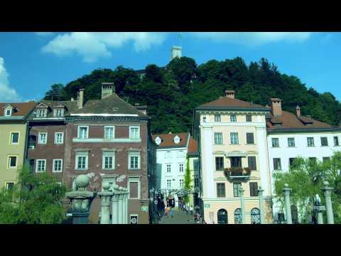 Predstavitveni film o Ljubljani