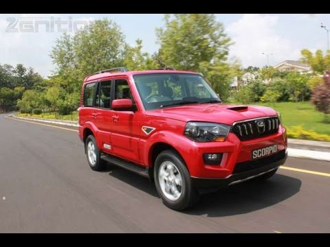 2014 Mahindra Scorpio Driven | Video Review | Engine, Styling, Features, | ZEEGNITION