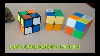Los mejores CUBOS 2x2x2 | COMPARACIÓN