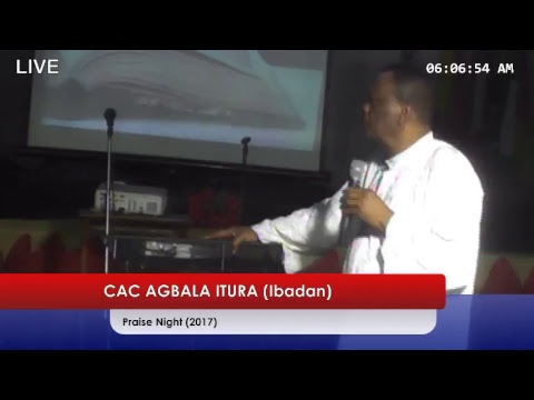 Download CAC AGBALA ITURA Live - PRAISE NIGHT 2017 HD Mp4 3GP Video and MP3