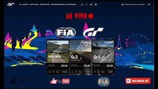 Gran Turismo®SPORT - Competições Online: Corrida Diária B [ Brasil Vs Argentina]