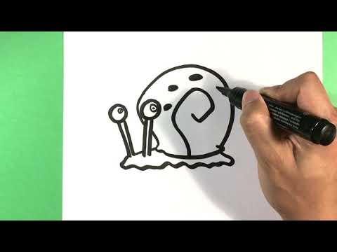 How to Draw Spongebob Squarepants - Step by Step - How to