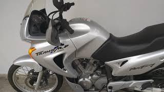 Honda TRANSALP 650cc 52CP- H9456
