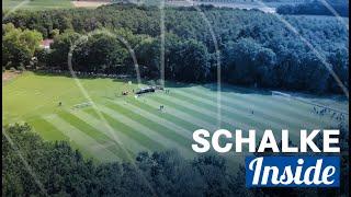 Trainingslager In Herzlake | Behind The Scenes | FC Schalke 04