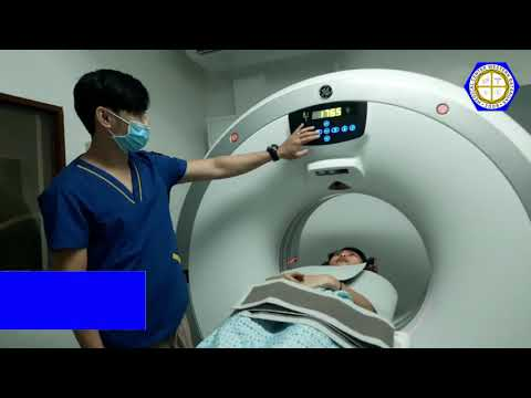32 Slice CT Scan Machine