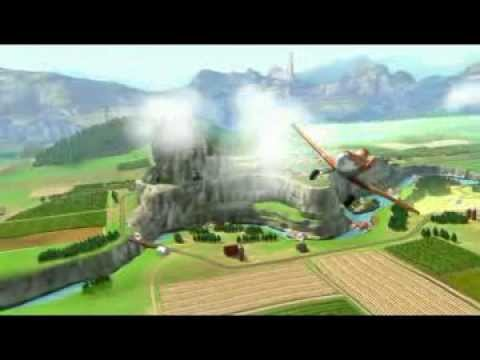 Disney Planes   From Above The World Of Cars 2013...Trailer