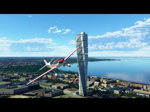 《微軟飛行模擬》北歐地圖新升級預告影片公開