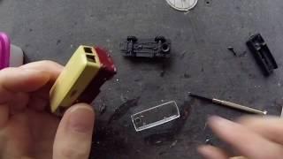 Carson VW Conversion - part 1