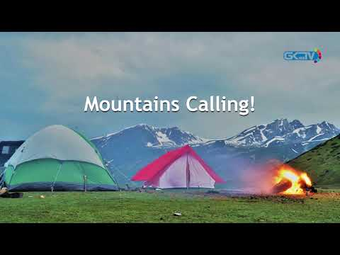 Mountains are calling!