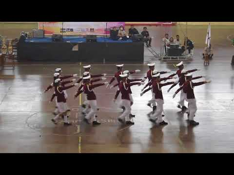 Kontingen SMA Negeri 1 Negara, Lomba Ketangkasan Baris - Berbaris PPI Championship 2017