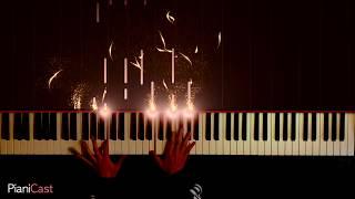 크림슨 왈츠(Crimson Waltz) - 유키코 이소무라(磯村由紀子) | 피아노 솔로 커버 + 악보