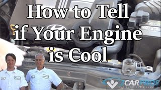 Is Your Engine Cool ?