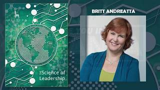 The Science of Leadership Conference - Keynote Speaker: Britt Andreatta