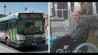 Driver Kicks All Passengers Off Bus For Refusing To Make Room For Wheelchair User