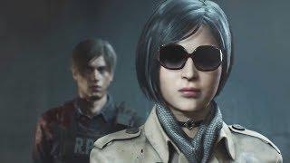 RESIDENT EVIL 2 Story Trailer TGS - Tokyo Game Show 2018