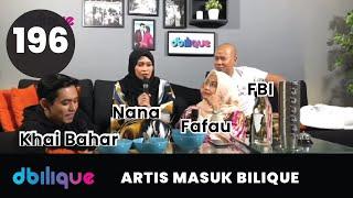 #ArtisMasukBilique: Nana & Khai Bahar, Pasangan Duet NaKhai (Full Video)