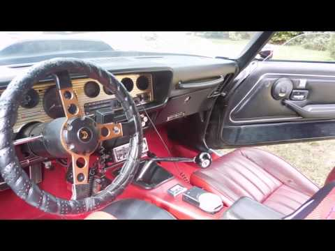 Video of 1977 Pontiac Firebird Trans Am Offered by a Private Seller - J3RM