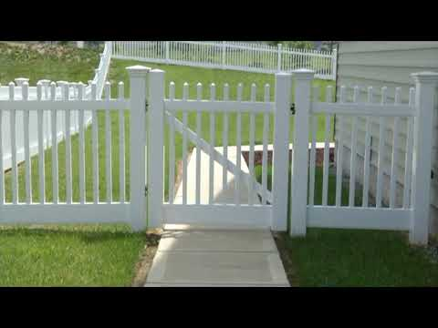 Wood vs Vinyl Fences from Hal Co