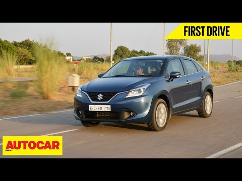 Maruti Baleno | First Drive | Autocar India