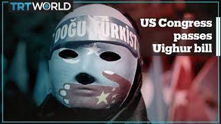 US Congress overwhelmingly passes bill on Uighurs