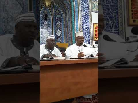 DAY 23 RAMADAN TAFSIR 2018 - SHEIKH ISA ALI PANTAMI (VIDEO)