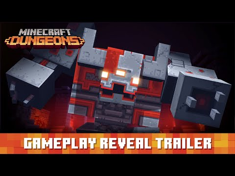 Minecraft Dungeons: Gameplay Reveal Trailer
