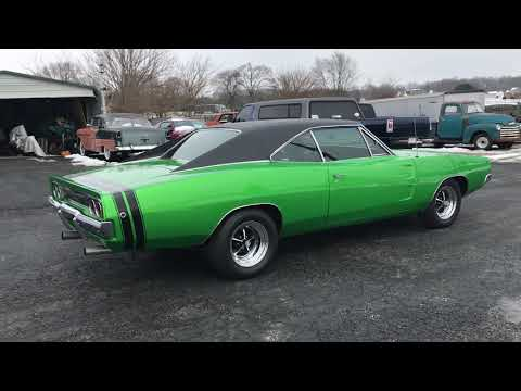 Video of '68 Charger - PBUB