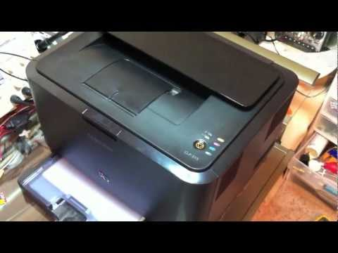 Resetting The Page Count On A Laser Printer | Hackaday