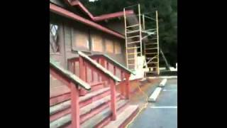 Bike Free in California - Drive-Thru Redwood Tree Park
