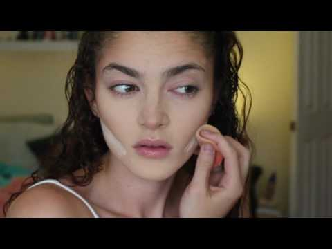 Natural Makeup Tutorial | Covering Acne n ish