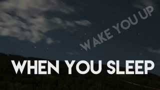 Video WAIT - When You Sleep (Lyrics video)